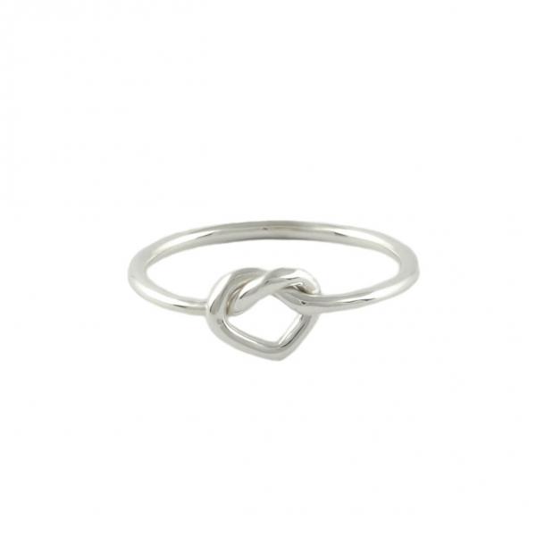 Hart Knoop Ring