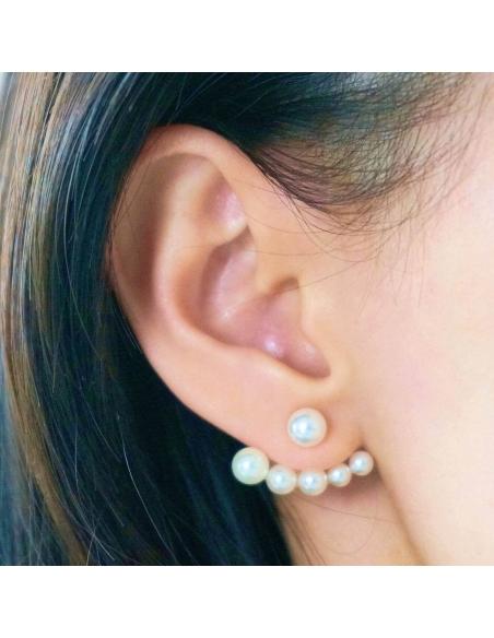 Parels Ear Jackets