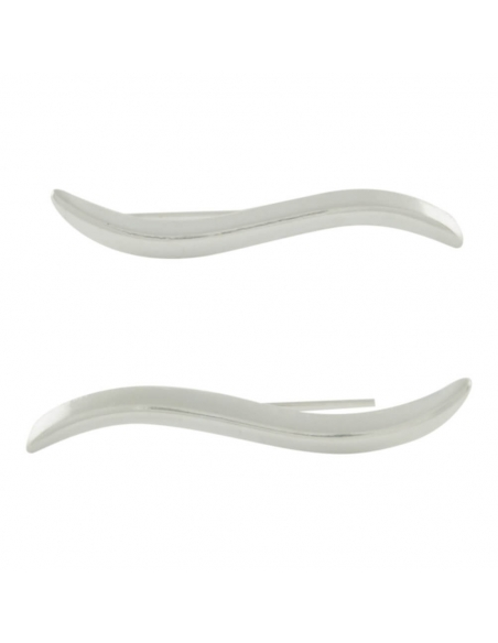 Long Curved Ear Pins