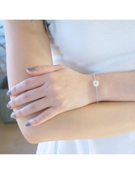 Madeliefje Armband