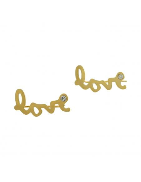 Love Ear Pins