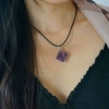 Fluorite Stone Necklace