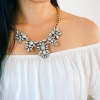 Sparkly Chandelier Necklace