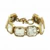 Square Crystal Bracelet