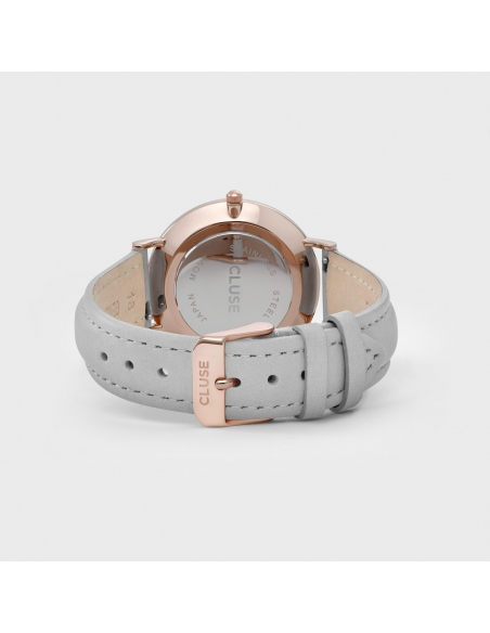 CLUSE Horloge La Bohème Roze Goud Wit Grijs