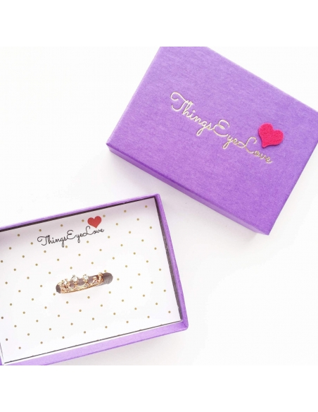 Ring gift box example