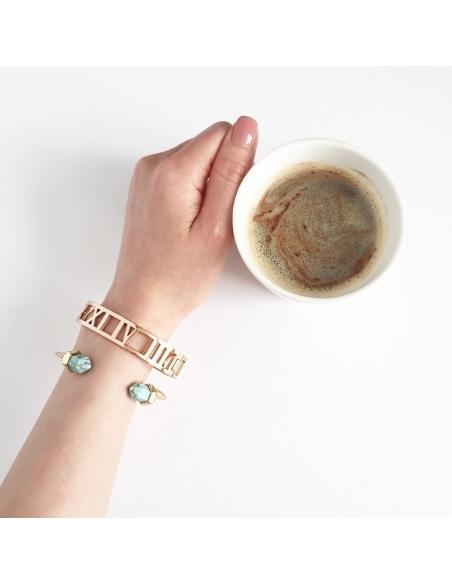 Turkoois Marmeren Armband