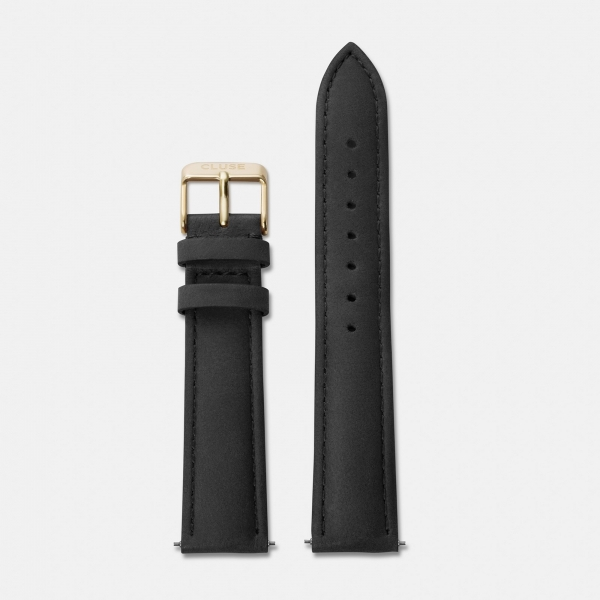 CLUSE Watch La Bohème Strap Black Gold