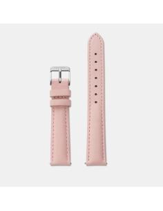 CLUSE Minuit Horlogebandje Roze Zilver