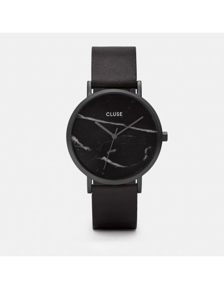 CLUSE Horloge La Roche Zwarte Marmer