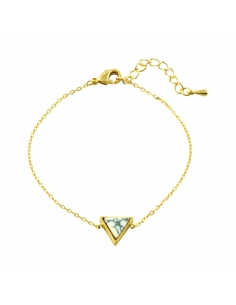 Triangle Marble Bracelet