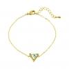 Triangle Marble Bracelet