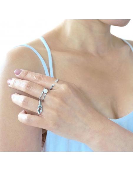 Twist Cuff Ring