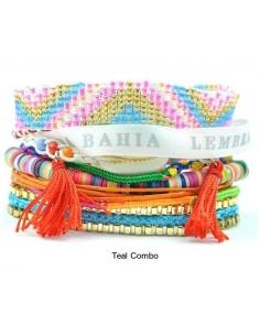 Gelaagde Wrap Armband