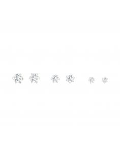 Klassieke Kristallen Oorbellen