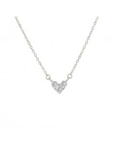 Twinkling Heart Necklace
