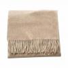 Wool Scarf - Sand