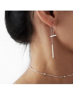 Threader-look Earrings