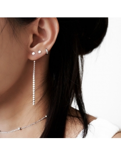 Lineaire oorbellen