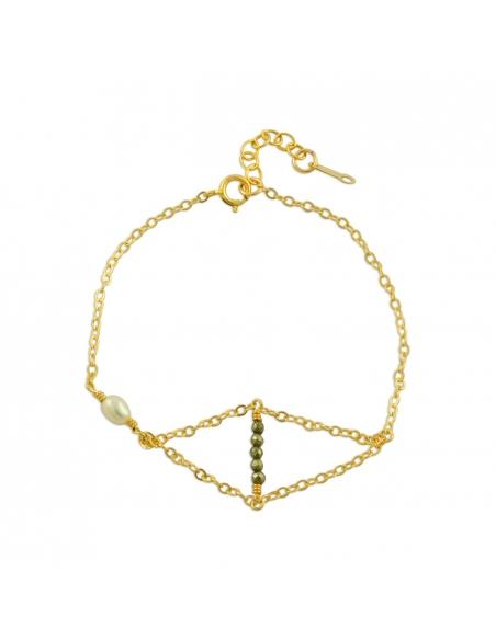 Ore diamantvormige armband
