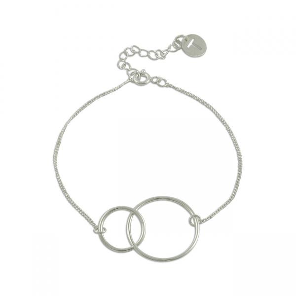 Double Rings Bracelet
