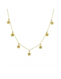 Star Charms Necklace