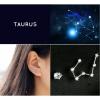 Zodiac Stud Earring Set - Taurus