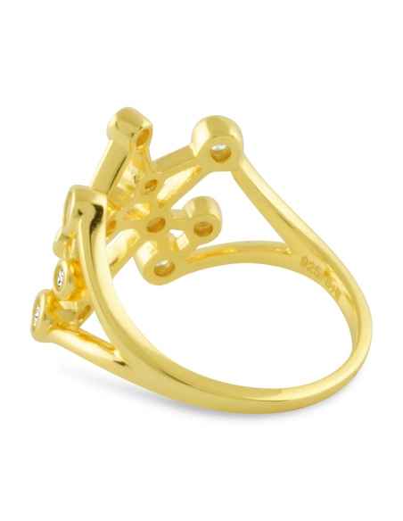 Constellatie Ring - goud