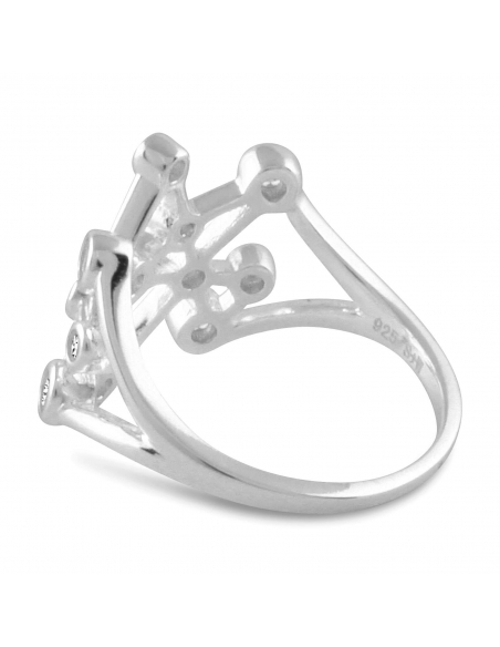 Constellatie Ring - zilver