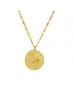 Unicorn Hanger Ketting - goud