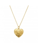 Yes Heart Pendant...