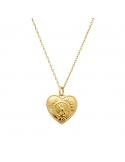 Yes Heart Pendant...