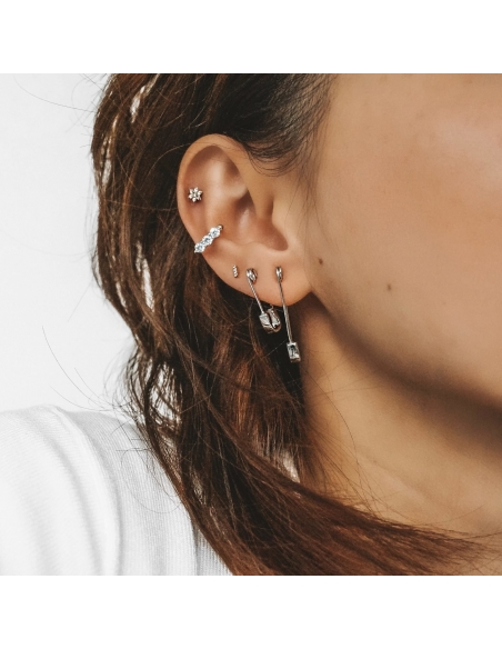 Jeweled Ear Cuff