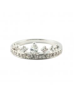 Klassieke Kroon Ring