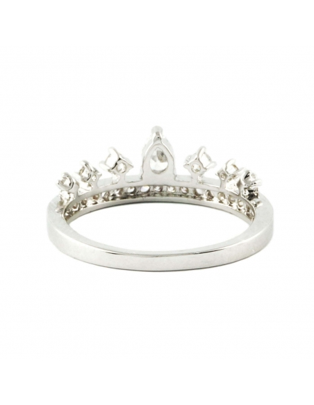 Classic Crown Ring