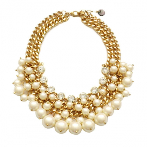 Pearls Strand Necklace