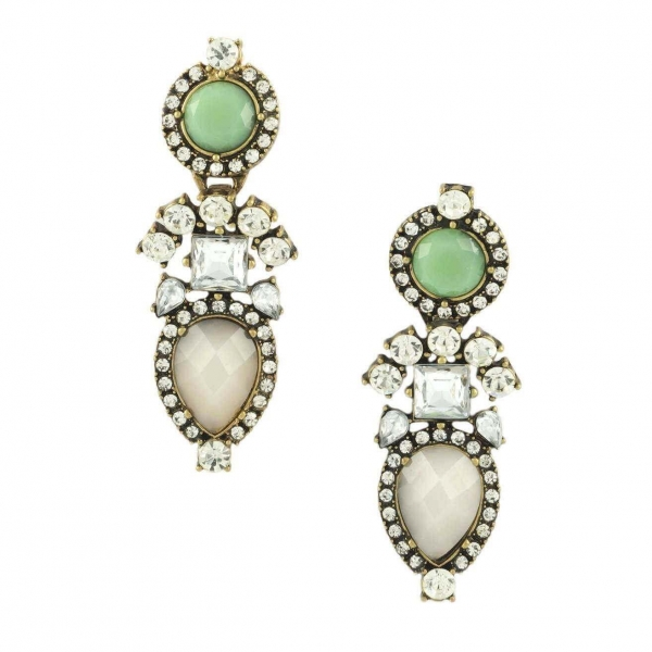 Pastel Drop Earrings