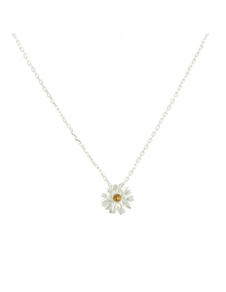 Dainty Daisy Necklace