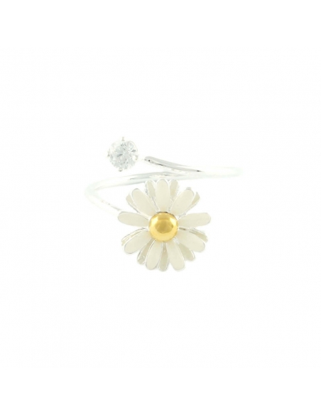 Daisy Wrap Ring