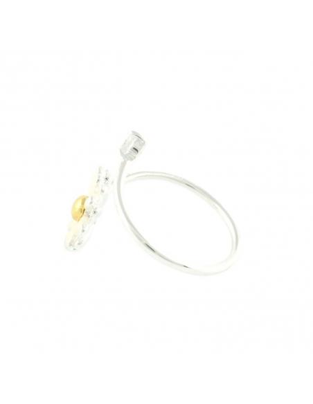 Daisy Wrap Ring