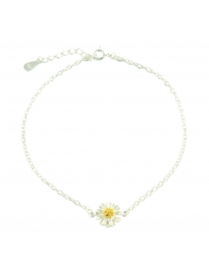 Dainty Daisy Anklet