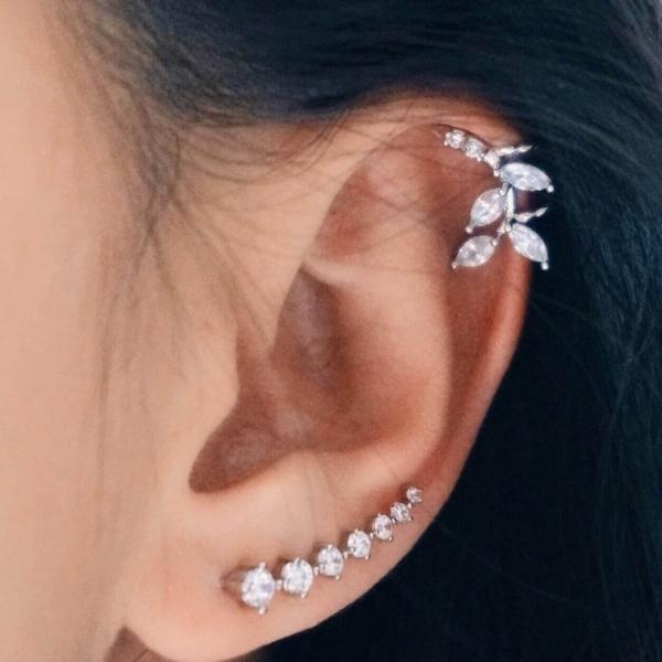 Leaf Ear Cuff
