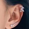 Bladeren Ear Cuff
