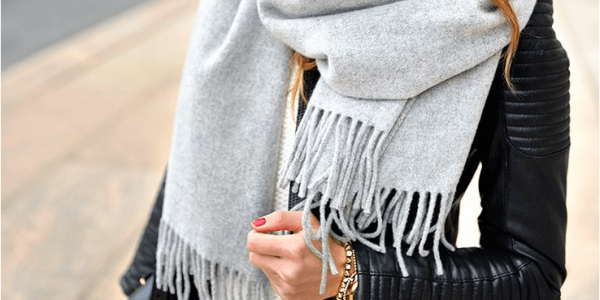 Wrapping up this Winter with Simple and Stylish Scarves